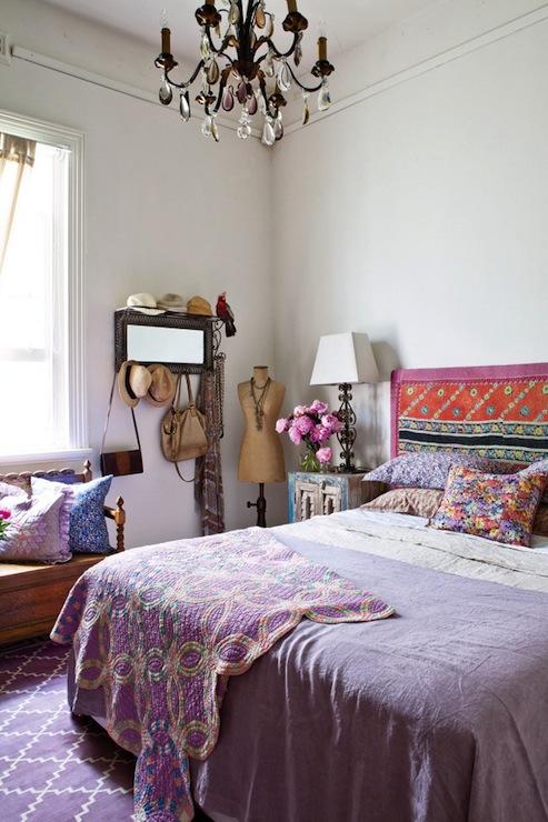 Bohemian Bedroom - Eclectic - bedroom on Boho Bedroom.decor  id=55204