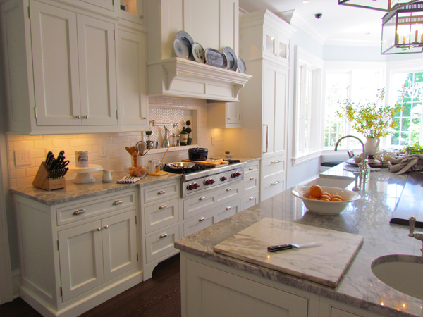 Kitchen Island With 2 Sinks Traditional Kitchen