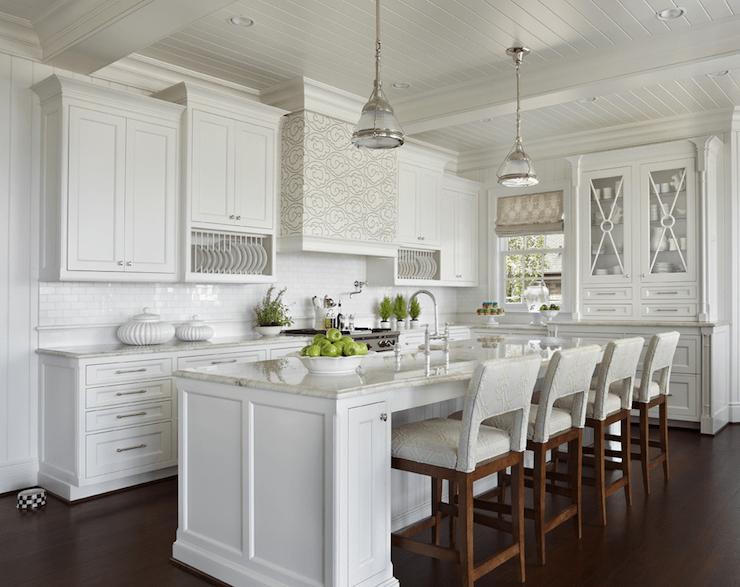 Ornate Kitchen Hood- Transitional