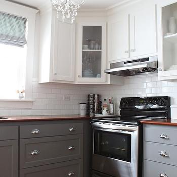 gray kitchen cabinet paint colors transitional kitchen on benjamin moore kitchen cabinet paint id=82492