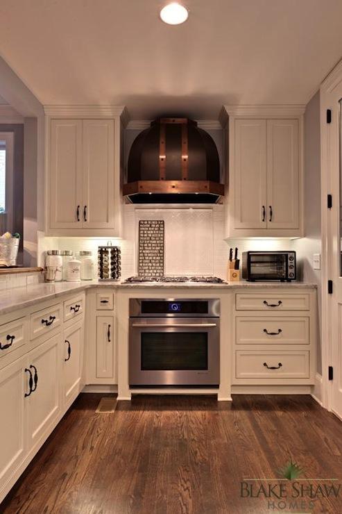 Copper Kitchen Hood Transitional Kitchen Blake Shaw