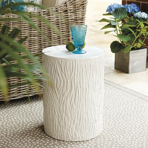 ballard designs garden seat Faux Bois Garden Seat - Ballard Designs