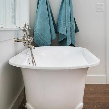 wall mounted tub faucet design ideas