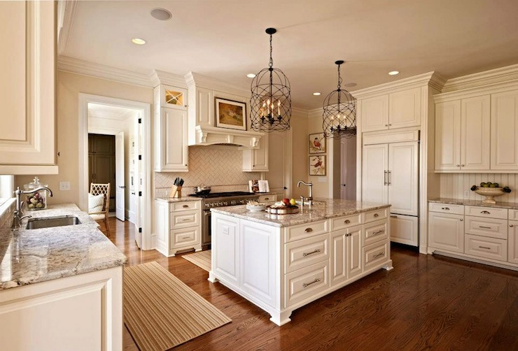 Adele Foyer Pendant Traditional Kitchen Sherwin