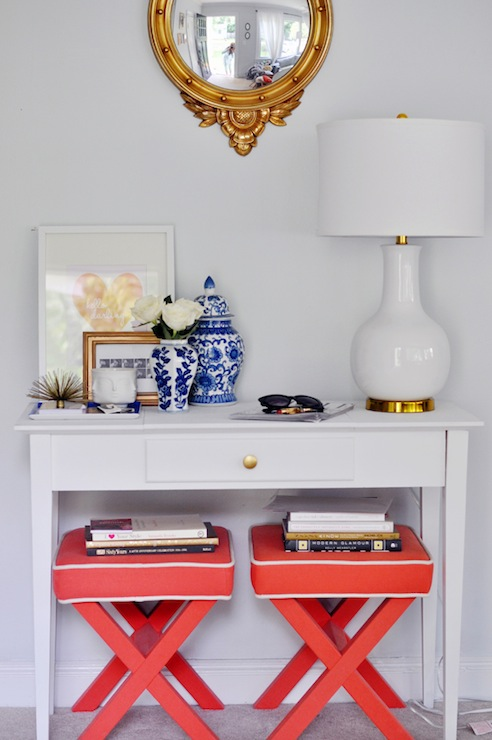 coral x ottoman transitional