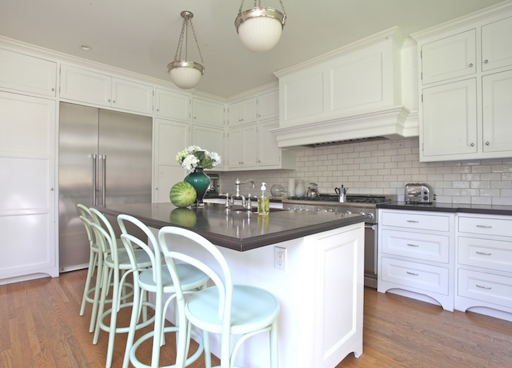 Mint Green Kitchen Cabinets Design Ideas