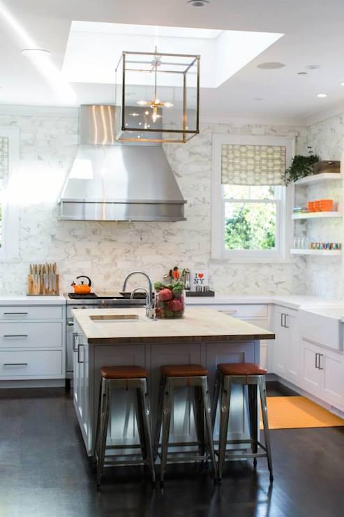 Kitchen Skylight Transitional Kitchen Benjamin Moore