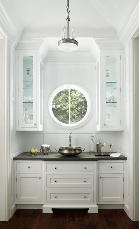 See Through Kitchen Cabinets Design Ideas