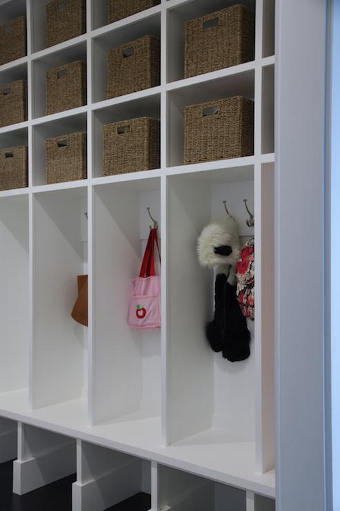Mudroom Cubbies Design Ideas