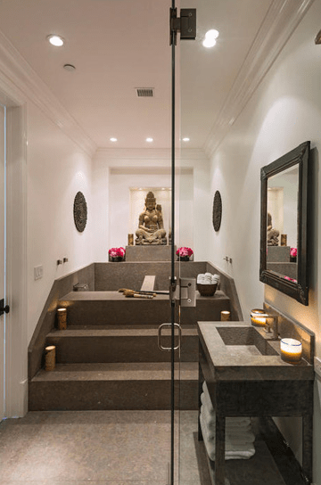 Zen Bathroom Transitional Bathroom 248 Hills Point