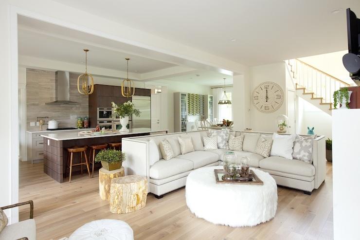 high back sectional sofa contemporary