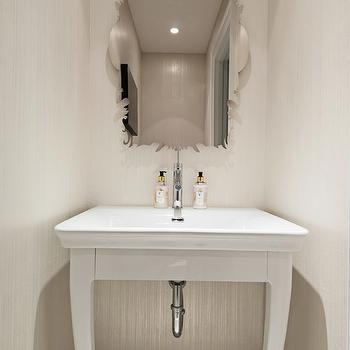 4 leg pedestal sink design ideas