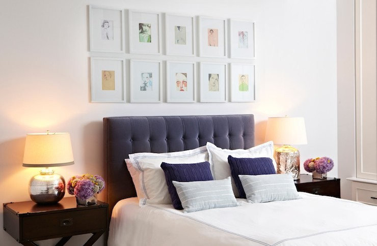 Round Bedside Tables