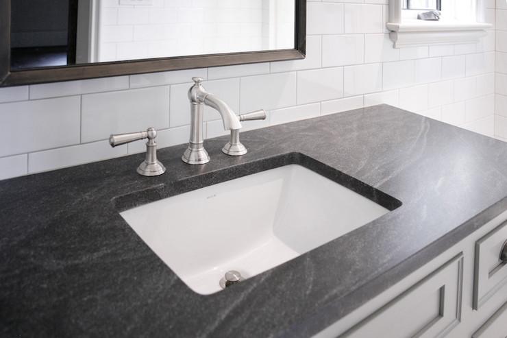 Gray And Black Granite Countertops Design Ideas on Bathroom Ideas With Black Granite Countertops  id=37003