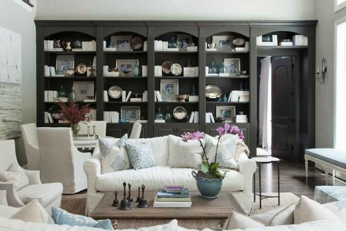 Living Room Bookcases With Doors | Thecreativescientist.com