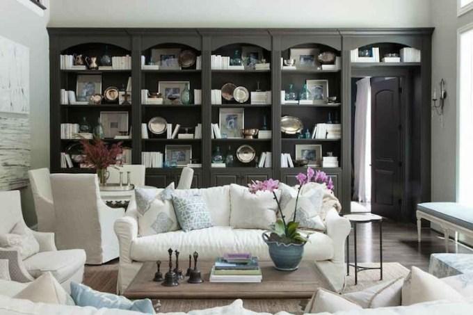 Living Room Bookcases Built In | Thecreativescientist.com