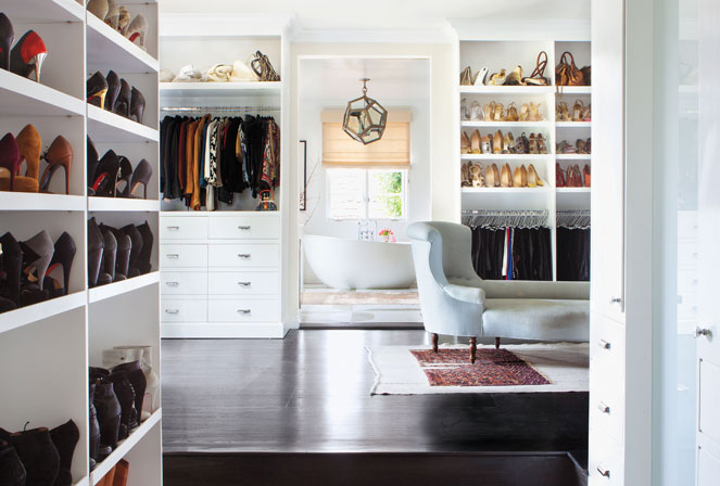 Room Ideas Through Laundry Walk