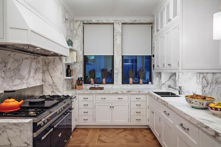 Lacanche Range Transitional Kitchen Vella Interiors