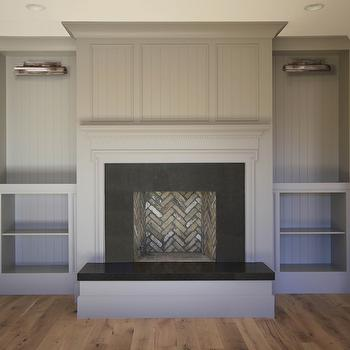 Fireplace Built In Cabinets Design Decor Photos