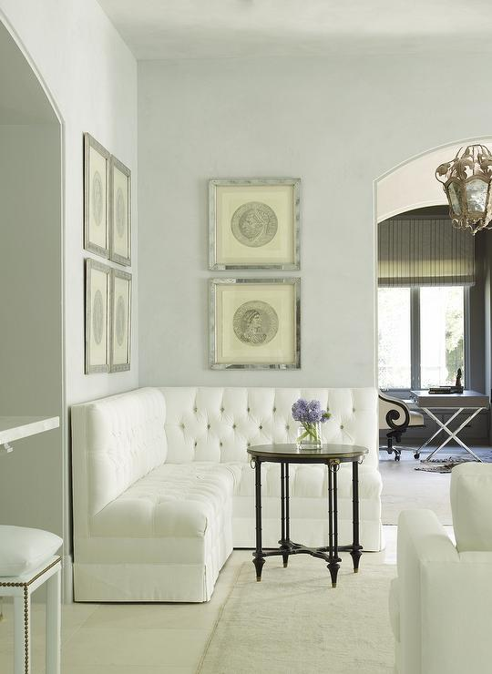 Corner Banquette Design Ideas