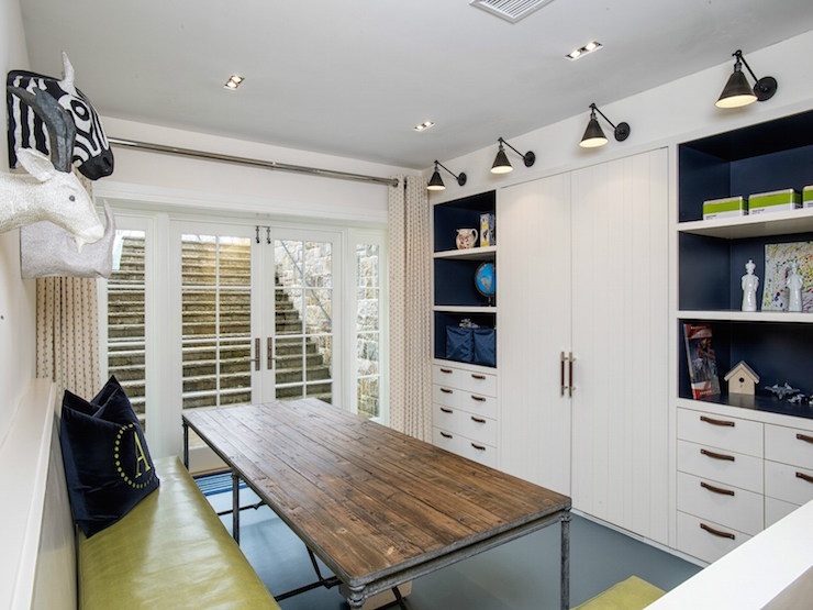 Pool House Ideas Contemporary Closet D2 Interieurs