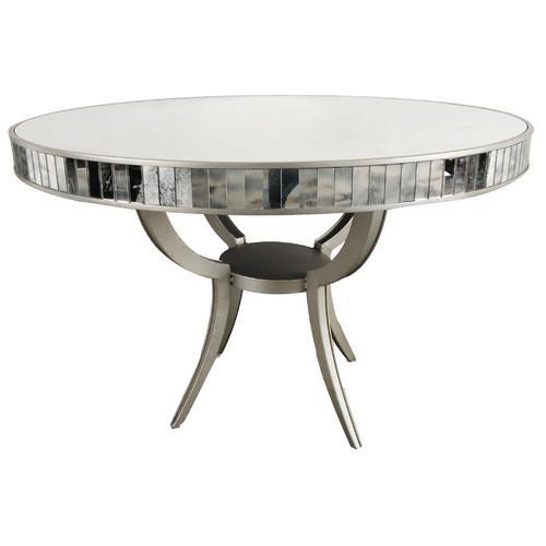 Silverado Round Dining Table CB2