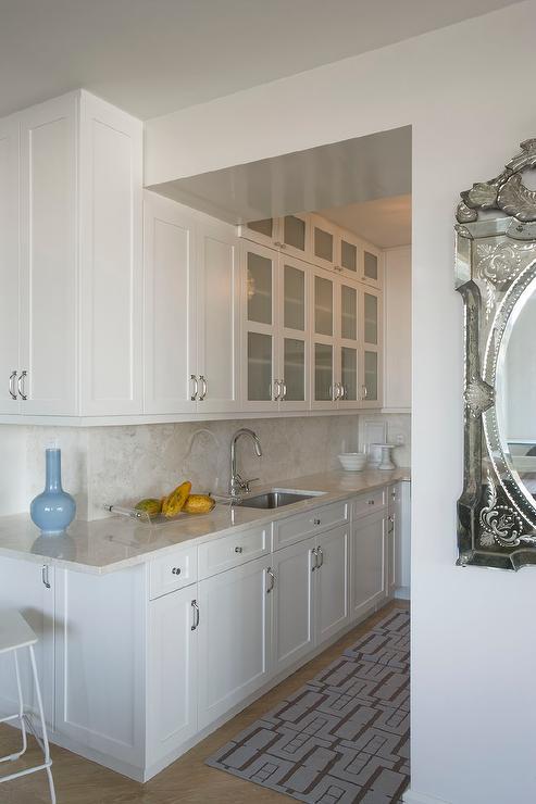 cabinets above kitchen sink