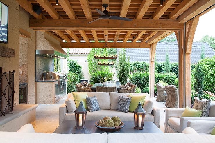 Outdoor Fireplace - Design, decor, photos, pictures, ideas ... on Outdoor Living And Patio id=79969