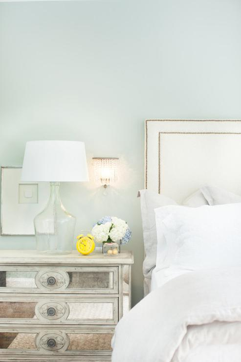 Cream And Blue Bedrooms Transitional Kitchen