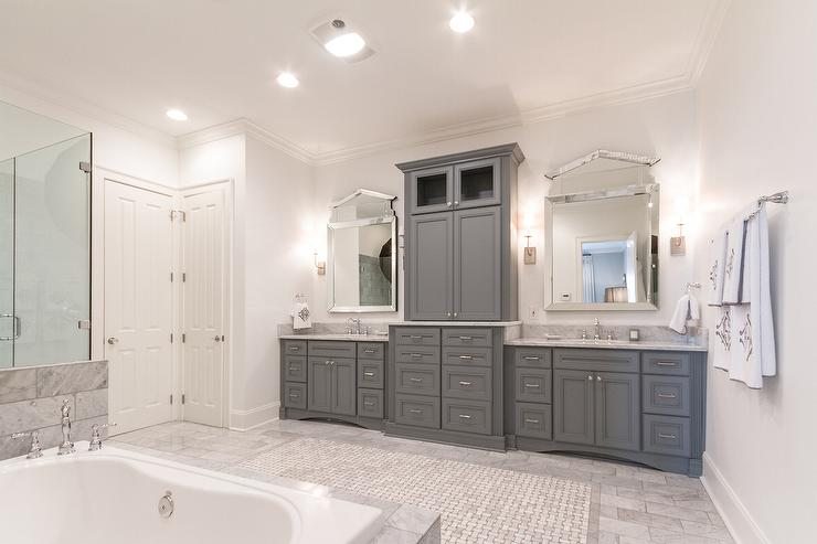 Bathroom Remodeling Trends: Raised Panel Cabinetry