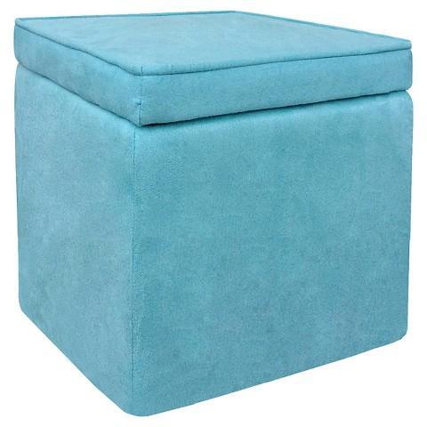 room essentials cube storage ottoman in