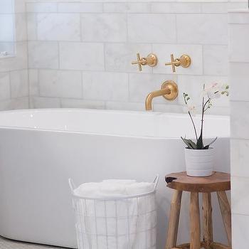 kohler purist bath filler design ideas