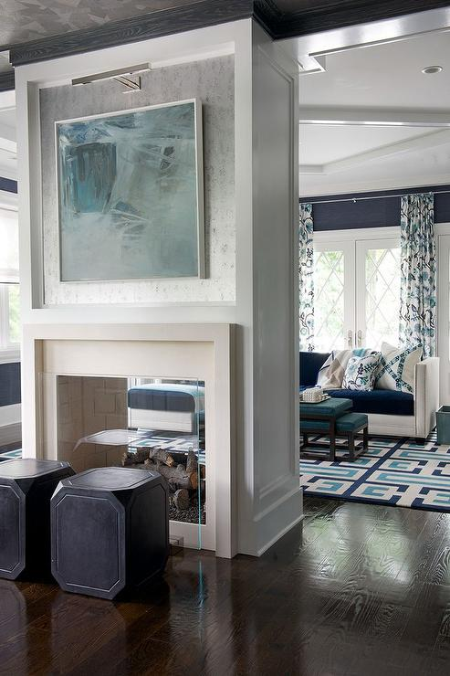 Black And White Contemporary Area Rugs