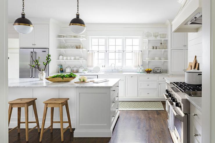 French Country Kitchen Island Design Ideas