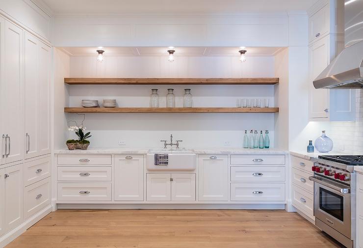 Shelves Above Sink Design Ideas
