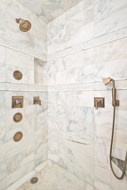 calcutta gold shower design ideas