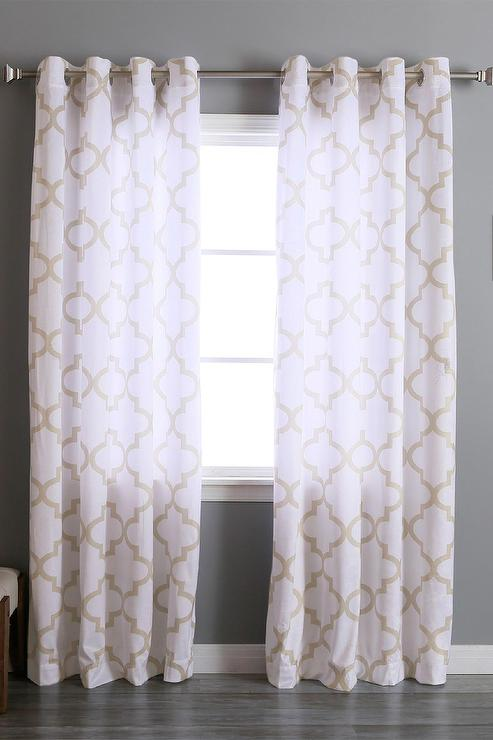 Gt Textured Velvet Curtain