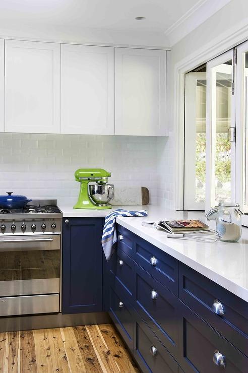 White Kitchen Worktop Ideas