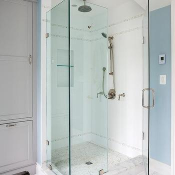 corner shower ideas design ideas