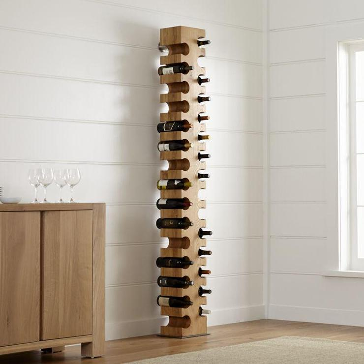 big sur natural 30 bottle standing wine