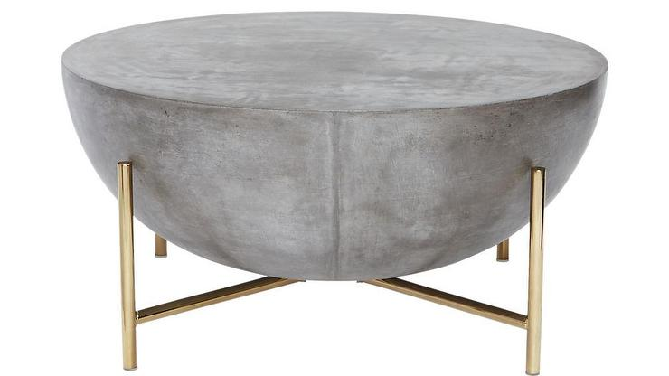 White Wood Round Dining Table