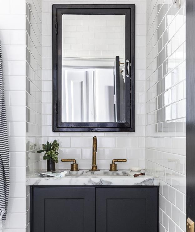 all white subway bathroom wall tiles