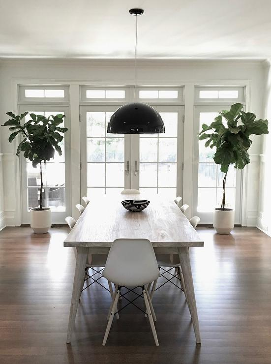 White Dining Table Leaf