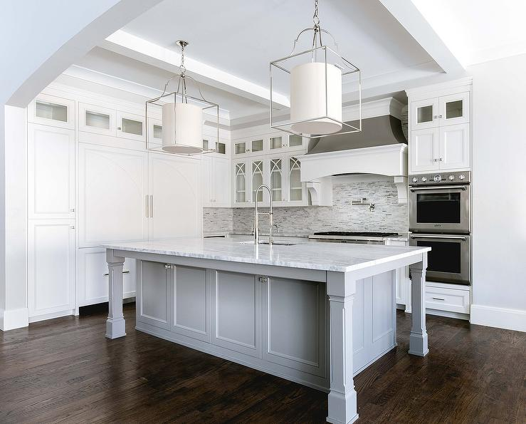 Large Country Kitchen Island
