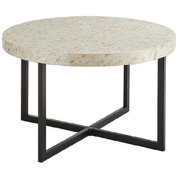 west elm low bone coffee table look for