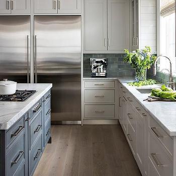 ice water blue kitchen backsplash tiles