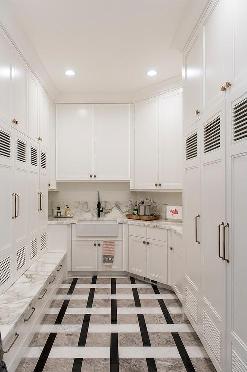 Kitchen Mudroom Design Ideas