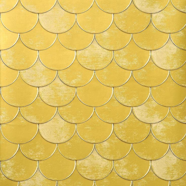 Genevieve Gorder Feather Flock Removable Wallpaper