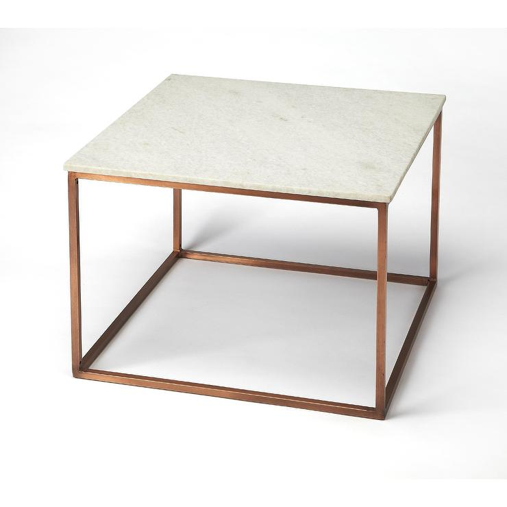butler holland white marble copper