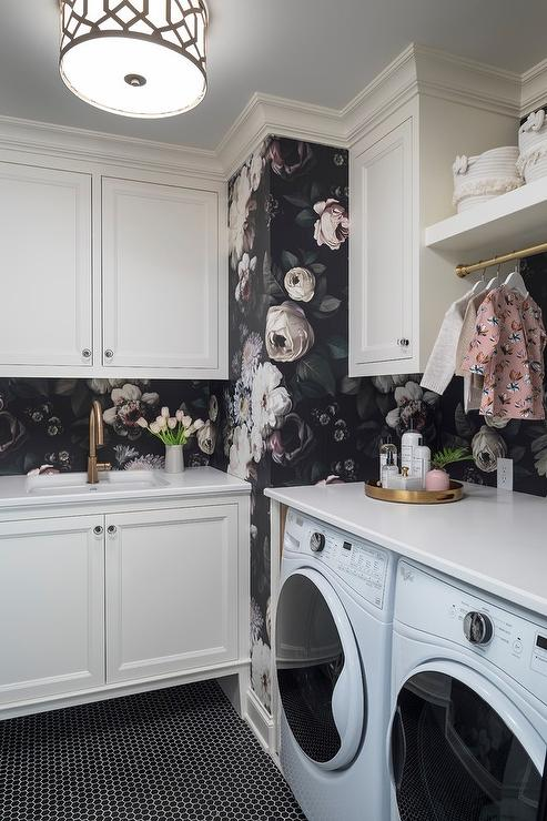 laundry room design decor photos pictures ideas on laundry room wall covering ideas id=15932